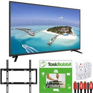 Sansui S43P28FN 43-Inch 1080p Full HD LED Smart TV + TaskRabbit Installation Bundle