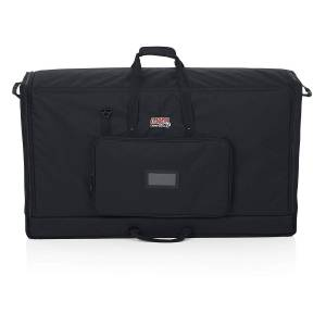 Gator Padded Nylon Dual Carry Tote Bag for (2) LCD Screens Between 40-45