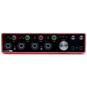 Focusrite Scarlett 18i8 (3rd Gen) 18-in, 8-out USB Audio Interface (AMS-SCARLETT-18I8-3G)