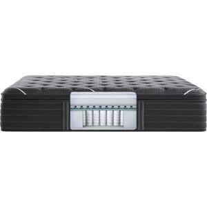 Simmons Beautyrest Black Firm Pillow Top King 17.5 Mattress - 700810021-1060