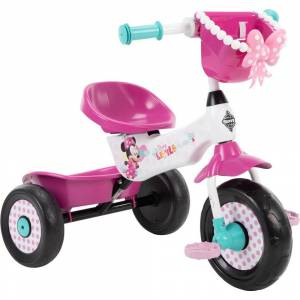 Huffy Disney Minnie 2 3-Wheel Tricycle for Toddlers Pink 29630