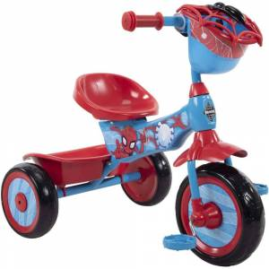Huffy Marvel Spider-Man 3-Wheel Tricycle for Kids 29689