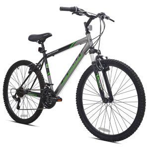 Kent 26 Men's Shogun Shockwave Green Mountain Bike 92660