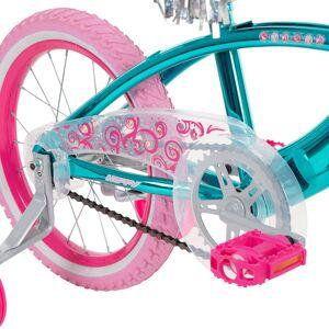 Huffy N Style Girls' Bike, Blue, 16-inch, 21830
