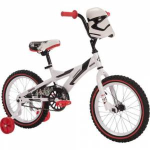 Huffy Star Wars Stormtrooper Boys' Bike, 16-inch 31627