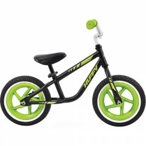 Huffy 22021 Lil Cruzer 12 Balance Bike +Accessories Bundle