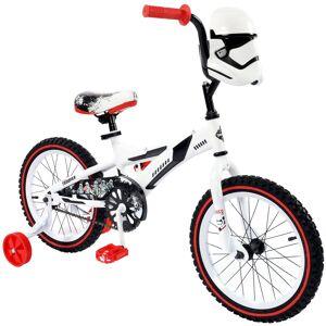Huffy Star Wars Stormtrooper Boys' Bike w/ Training Wheels 16-inch + Rear Light