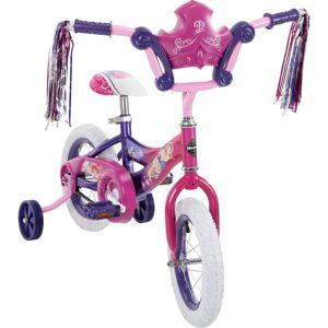 Huffy Disney Minnie Mouse Girls' Bike with Training Wheels, 12-inch - 22250