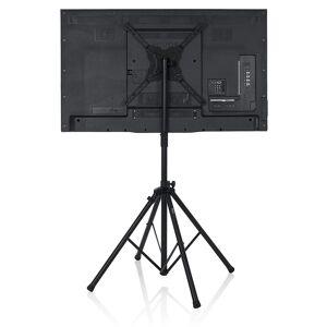 Gator Standard Adjustable Quadpod LCD/LED TV Monitor Stand 65
