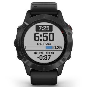 Garmin Fenix 6 PRO Multisport GPS Smartwatch Black +Fitness & Wellness Suite