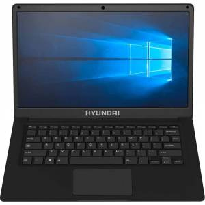 Hyundai Thinnote-A 14.1 Intel Celeron Apollo Lake N3350 4GB/64GB Laptop, Black