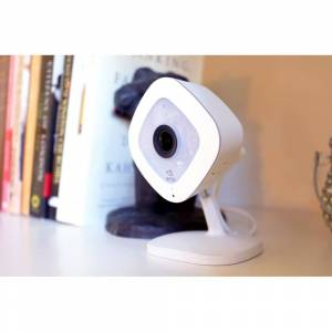 Arlo Technologies Inc. Arlo Q 1080p HD Security Camera with Audio, White