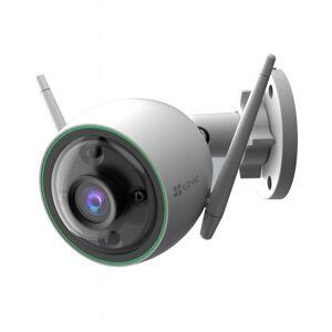 EZVIZ C3N 1080p Outdoor Wi-Fi Dual Bullet Camera with Night Vision + Smart Plug Bundle