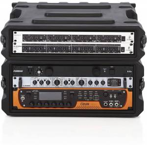 Gator USA Made Standard Depth Racks Series 4U 19 Deep Molded Audio Rack