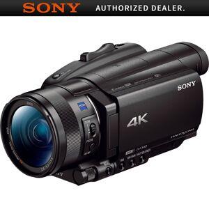 Sony FDR-AX700/B 4K HDR Camcorder w/ 1-inch CMOS Sensor