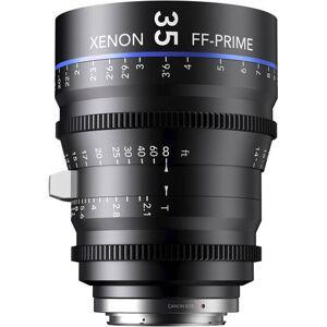 Schneider Kreuznach 35MM Xenon Full Frame 4K Prime XN 2.1 / 35 Feet Lens for Sony E Mounts
