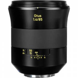 Zeiss Otus 85mm f/1.4 Apo Planar T ZE Lens for Canon EF Mount