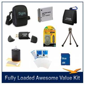 Special Fully Loaded Awesome Value Kit for SX500,SX510,D30,S95,SX700 & SX280
