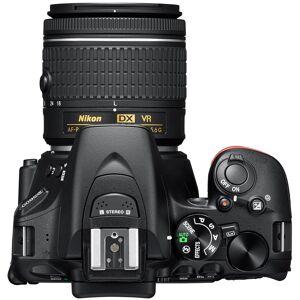 Nikon D5600 24.2MP DSLR Camera + AF-P 18-55mm VR Lens Battery Grip Accessory Bundle