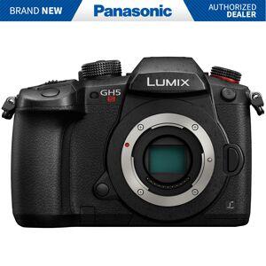 Panasonic LUMIX GH5S 10.2MP C4K Mirrorless ILC Camera (Body Only), Wi-Fi + Bluetooth
