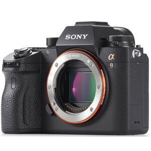 Sony Alpha a9 24.2MP Mirrorless Digital Camera Body Kit + Deco Gear Case Flash Bundle