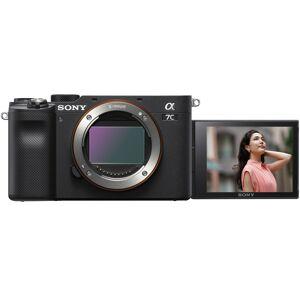 Sony a7C Mirrorless Full Frame Camera 200-600mm F5.6-6.3 G Lens SEL200600G Kit Bundle