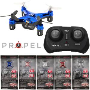 Propel Atom 1.0 Micro Drone Wireless Quadrocopter (Color May Vary)