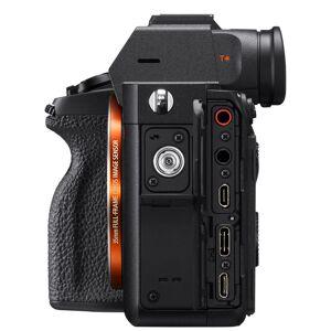 a7R IV Alpha Full Frame Mirrorless Camera Body ILCE7RM4A/B + Speedlite Bundle