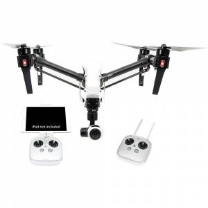 DJI Inspire 1 Quadcopter with 2 Transmitters And Free Hard Case