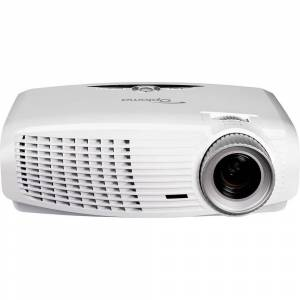 Optoma HD25-LV Full HD 1080p 3200 ANSI Lumens 3D-Home Theater Projector Factory Refurb.