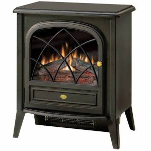Dimplex Electric Stove-Style Fireplace CS33116A