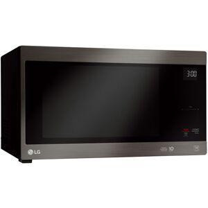 LG 1.5 Cu. Ft. NeoChef Countertop Microwave in Black Stainless Steel- LMC1575BD