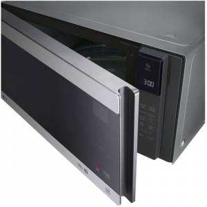 LG 1.5 Cu. Ft. NeoChef Countertop Microwave in Stainless Steel - LMC1575ST