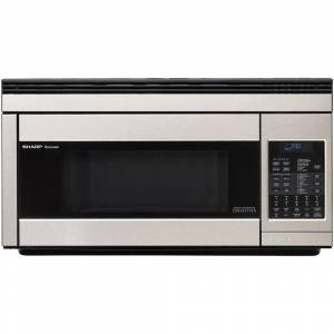 Sharp 1.1 Cu. Ft. 850W Over the Range Convection Microwave - R1874T