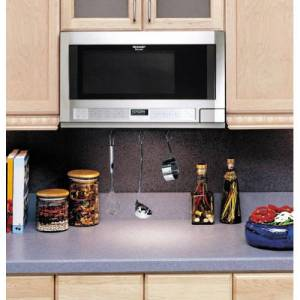 Sharp 1.5 Cu.Ft. 1100W Over-the-Counter Microwave - R1214T