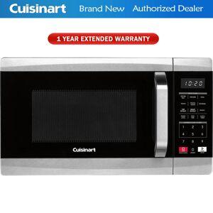 Cuisinart 700 Watt 0.7 Cubic Foot Microwave Oven + 1 Year Extended Warranty