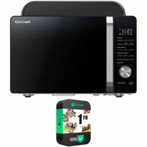 Cuisinart AMW-60 3-in-1 Microwave AirFryer Oven w/ Warranty Bundle