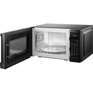 DANBY 0.7 Cu.Ft. Countertop Microwave in Black - DBMW0720BBB