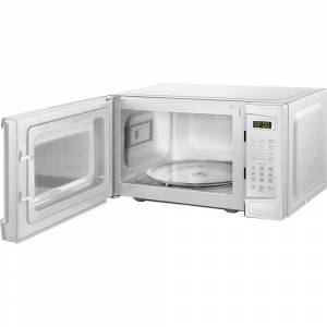 DANBY 0.7 Cu.Ft. Countertop Microwave in White - DBMW0720BWW