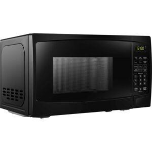 DANBY 0.9 Cu.Ft. Countertop Microwave in Black - DBMW0920BBB