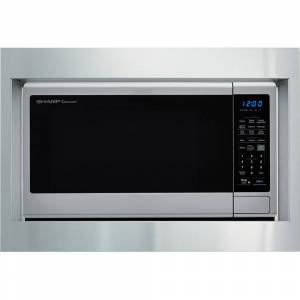 Sharp 27 Microwave Oven Built-in Trim Kit - RK49S27F