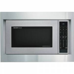 Sharp 27 Microwave Oven Built-in Trim Kit - RK94S27F