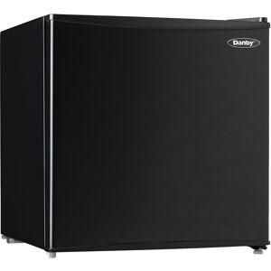 Danby 1.6 Cu. Ft. Compact Refrigerator in Black - DCR016C1BDB