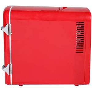 Frigidaire Portable Retro 9-Can Mini Fridge - Red EFMIS175