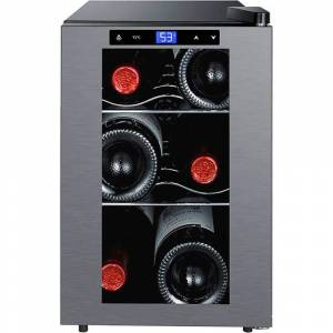 Avanti Countertop 6 Bottle WineCooler