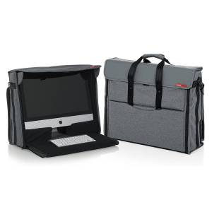 Gator Creative Pro Series Nylon Carry Tote Bag for Apple 21.5 iMac Desktop Computer