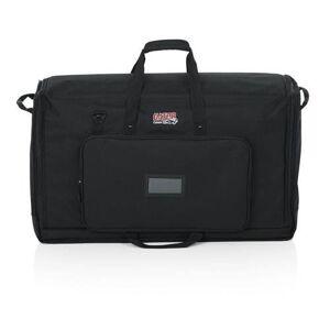 Gator Padded Nylon Dual Carry Tote Bag for (2) LCD Screens Monitors Between 27-32