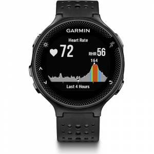 Garmin Forerunner 235 GPS Sport Watch with Wrist-Based Heart Rate Monitor - Black/Gray