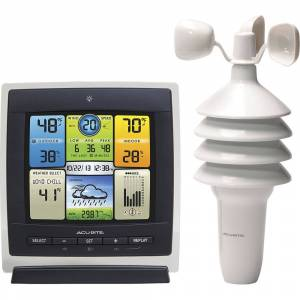 AcuRite AcuRite 3in1 Color Weather Ctr