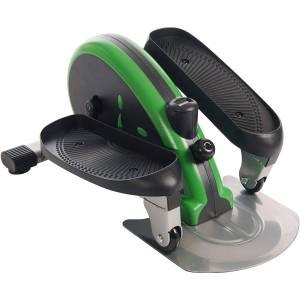 Stamina InMotion Portable Elliptical Compact Trainer, Green (55-1602)
